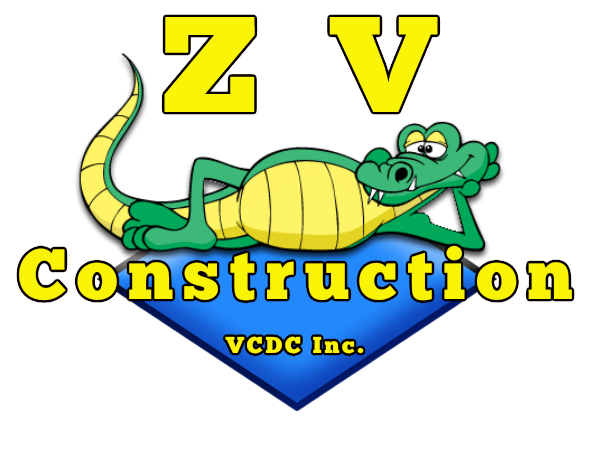 ZV Construction's Logo